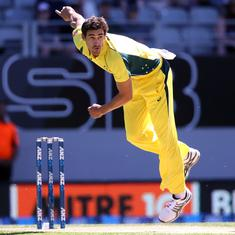 Injured Mitchell Starc likely to miss Australia's limited-overs tour of India