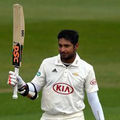 Former Sri Lanka captain Kumar Sangakkara offered second term as MCC president