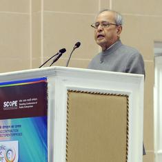 Pranab Mukherjee still in coma, being treated for lung infection, says hospital