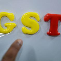 GST collections cross Rs 1-lakh-crore in October – a first in eight months