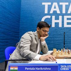 Chess: P Harikrishna slips to 10th spot, Magnus Carlsen bounces back to top in online championship