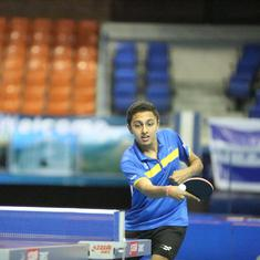 Table Tennis: Mudit Dani enters doubles semi-finals of US Open to assure first senior medal