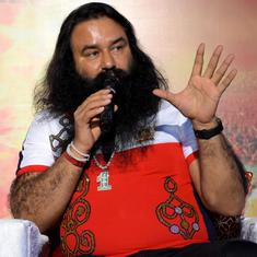 Dera Sacha Sauda chief Gurmeet Ram Rahim Singh's plea for parole rejected