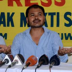 Assam: Jailed activist Akhil Gogoi's KMSS announces new political party ahead of elections