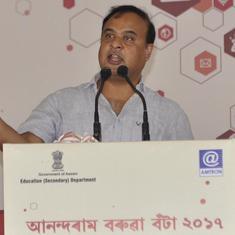 Assam polls: EC removes Himanta Sarma's brother as Goalpara SP