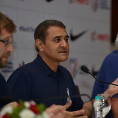 Will Praful Patel's entry in Fifa help Indian football?
