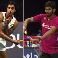 Badminton: Sindhu, Srikanth advance at Indonesia Open, good showing by Indian shuttlers in Russia