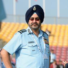Indian Air Force is prepared for a Kargil-like conflict or an all-out war, says chief BS Dhanoa
