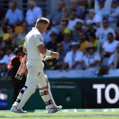 Australia v India: David Warner targets Boxing Day Test return, 'devastated' to miss out in Adelaide