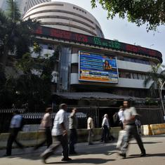 Sensex, Nifty fall for fifth straight trading day amid US-China trade war