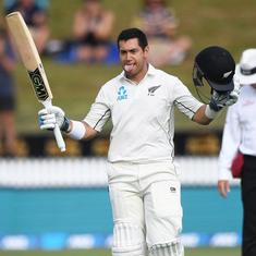 England vs New Zealand: Ross Taylor hoping to make the most of county experience with Stuart Broad