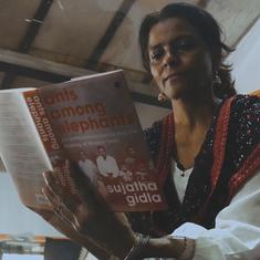 Sujatha Gidla's 'Ants Among Elephants' wins Shakti Bhatt First Book Prize