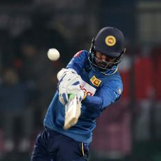 Sri Lanka opener Tharanga questioned by SIU after former minister claims fixing in WC 2011 final