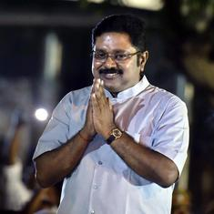 Tamil Nadu: I-T officials seizes Rs 1.48 crore cash from TTV Dhinakaran's party functionary in Theni