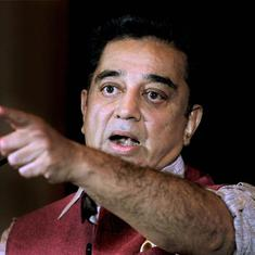 'Terrorists abound in all religions': Kamal Haasan again defends his Nathuram Godse remark