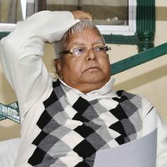 'Lalu Yadav may get involved in politics': CBI opposes RJD chief's bail plea in Supreme Court