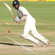 Adelaide Test, day 4: Pujara follows in Tendulkar's footsteps, Lyon's fifer and other stats