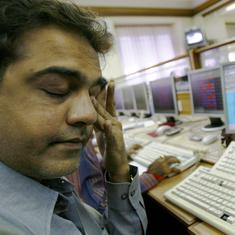 Stock markets fall over 2% for second day after Budget speech