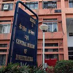 CBI books deputy legal adviser for allegedly forging senior officer's signature in appraisal reports