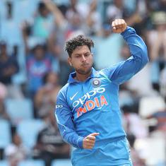 'I am settled in white-ball cricket, I never feel any pressure': India spinner Kuldeep Yadav