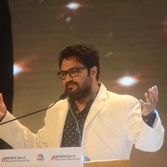 'There is no conclusive data to link air pollution to deaths,' Babul Supriyo tells Rajya Sabha