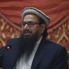 Pakistan court grants Hafiz Saeed's request to transfer cases to Lahore on 'threat to life' plea