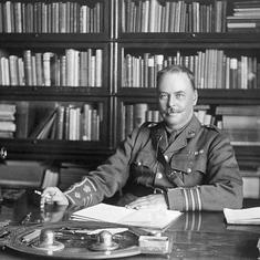 Nobel laureate Ronald Ross discovered how malaria spreads during his time in the British Indian Army