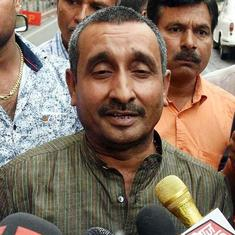 Unnao car crash: CBI drops murder charge against former BJP MLA Kuldeep Singh Sengar, his aides