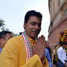 Mughals intended to destroy Tripura's cultural wonders by bombing them, claims Biplab Kumar Deb