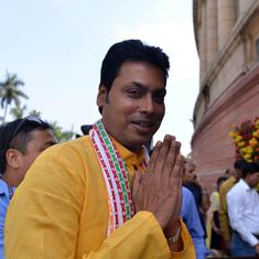 Tripura CM Biplab Deb calls off 'people's mandate' event after BJP leadership steps in