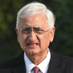 Assembly election results show that Congress' decline is over, says Salman Khurshid