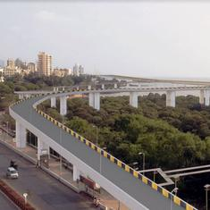 Mumbai coastal road plan: SC allows government to go ahead with reclaiming land