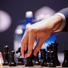 Asian online chess championship: Top-seeded Indian men's and women's teams reach final