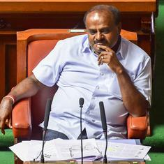 Karnataka: Congress should not treat JD(S) like 'third grade citizens', says CM Kumaraswamy