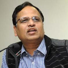 Delhi: Health Minister Satyendar Jain, four AAP volunteers acquitted in 2013 rioting case