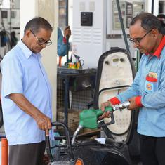 Prices of petrol, diesel rise after a day's break; Congress to stage protests across the country