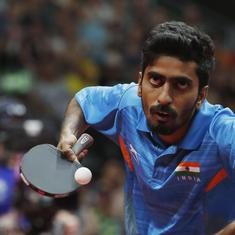 Table Tennis: Sathiyan loses both his matches as Indian men's team's Olympic dream comes to an end