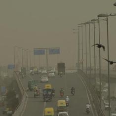 Delhi air quality declines to 'very poor' two days after emergency action plan comes into force
