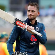 England batsman Alex Hales handed 21-day ban for use of recreational drug: Report