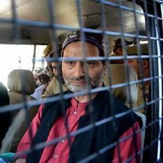 Delhi court sends Kashmiri separatist leader Yasin Malik to NIA custody till April 22