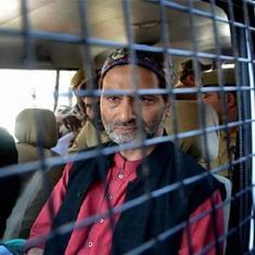 NIA searches separatist Yasin Malik's residence in Srinagar