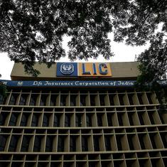 LIC has been Indians' security net for decades. It is now facing an uncertain future
