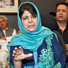 Mehbooba Mufti hails Pakistan PM Imran Khan for naming forest reserve after Guru Nanak