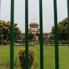 Ayodhya dispute: Centre moves SC, asks it to return surplus land to Ram Janmabhoomi Nyas