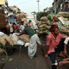 Wholesale price inflation eased to 2.45% in May, shows government data