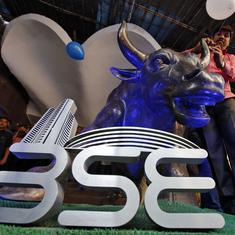 Sensex, Nifty trade higher after RBI keeps interest rates steady