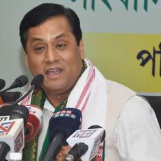 Assam: CM Sarbananda Sonowal orders police to arrest Garga Chatterjee for his Chinese invader tweet