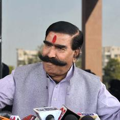 Rajasthan BJP leader compares Rahul and Priyanka Gandhi to Ravana and Surpanakha