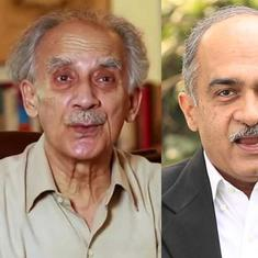 Rafale: Yashwant Sinha, Shourie, Bhushan seek perjury proceedings against government officials