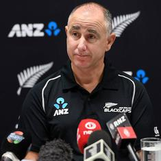 Really surprised by the flak I received for taking a break, says New Zealand coach Gary Stead